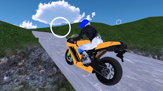 Motocross Bike Driving 3D- screenshot thumbnail