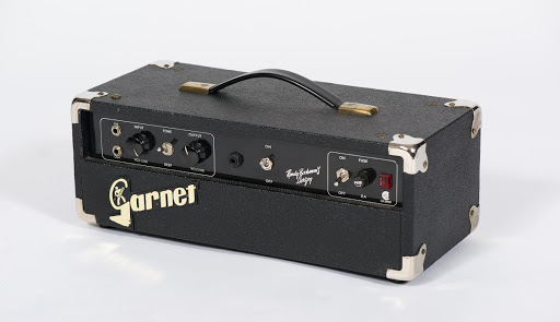 Garnet Herzog guitar processor (distortion)