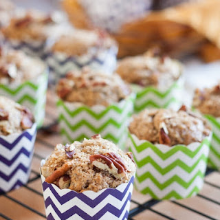 Chai Banana Muffins