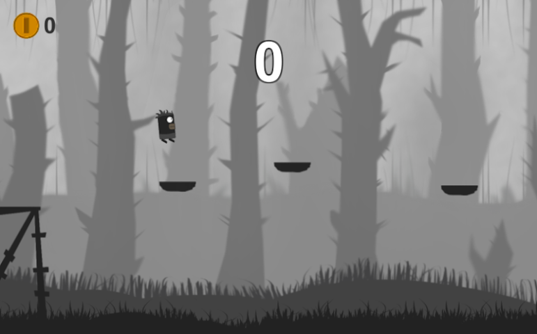 android Forest Jump Screenshot 2