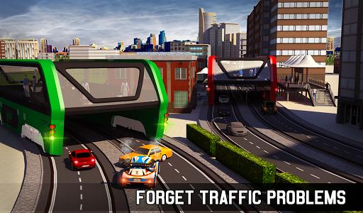 Transit Elevated Bus Driver 3D 1.8 screenshots 18