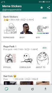 lustige sticker für whatsapp