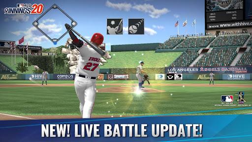 MLB 9 Innings 20 screenshots 10