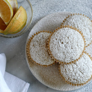 Lemon & Chia Cupcakes.