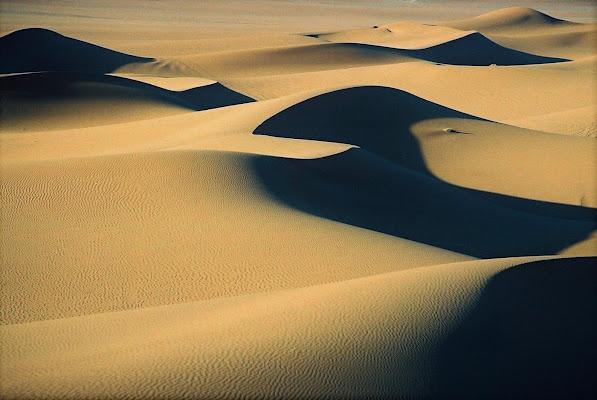 Il silenzio delle dune di paolo-spagg