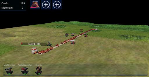Télécharger NoMercy - PvP Tower Defence APK MOD (Astuce) screenshots 4
