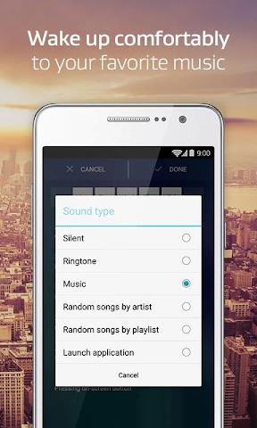 android Alarm Clock Xtreme + Sleep Screenshot 4