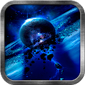 Asteroid Live Wallpaper icon