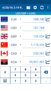Currency Converter Plus v4.8.1 [Paid] 1