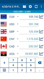 Conversor de divisas plus Gratis