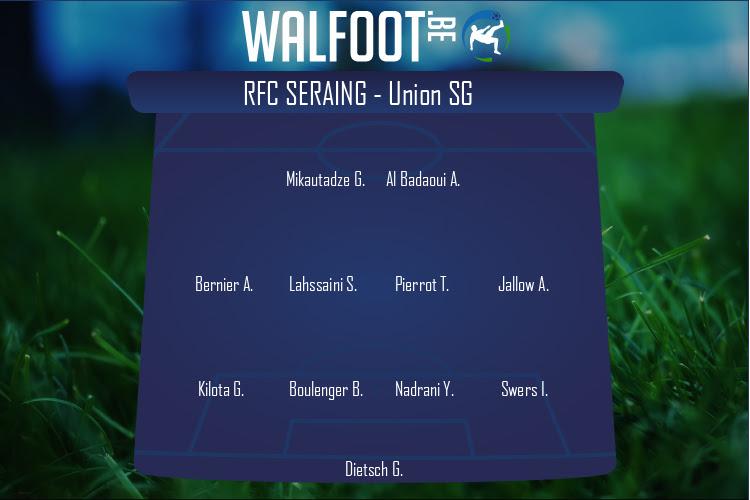 RFC Seraing (RFC Seraing - Union SG)