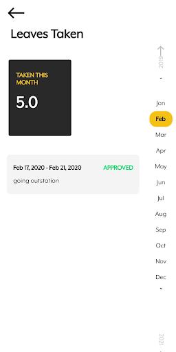 DevsLane ERP screenshot 2