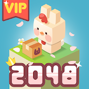 [VIP] 2048 Bunny Maker - bunny city building