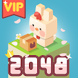 [VIP] 2048 Bunny Maker - bunny city building icon