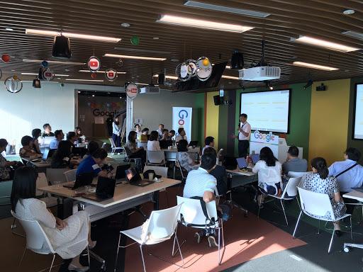 1081007_google參訪_新北市校長科技領導社群