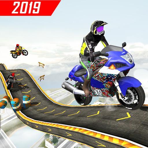 Moto Stunts Icon