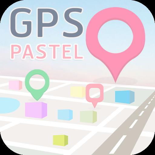 Pastel GPS Navigation file APK Free for PC, smart TV Download