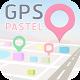 Pastel GPS Navigation