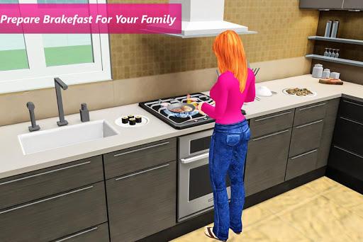Virtual Mother Happy Family Simulator 1.0 screenshots 1