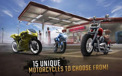 Moto Rider GO: Highway Traffic- screenshot thumbnail