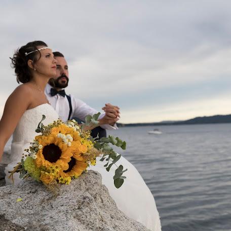 Wedding photographer Andrea Biganzoli (raccontareconla). Photo of 28.10.2017