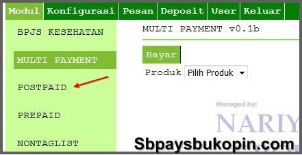 Cek laporan transaksi pembelian token PLN /Prepaid