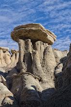 Photo: Stone Alien