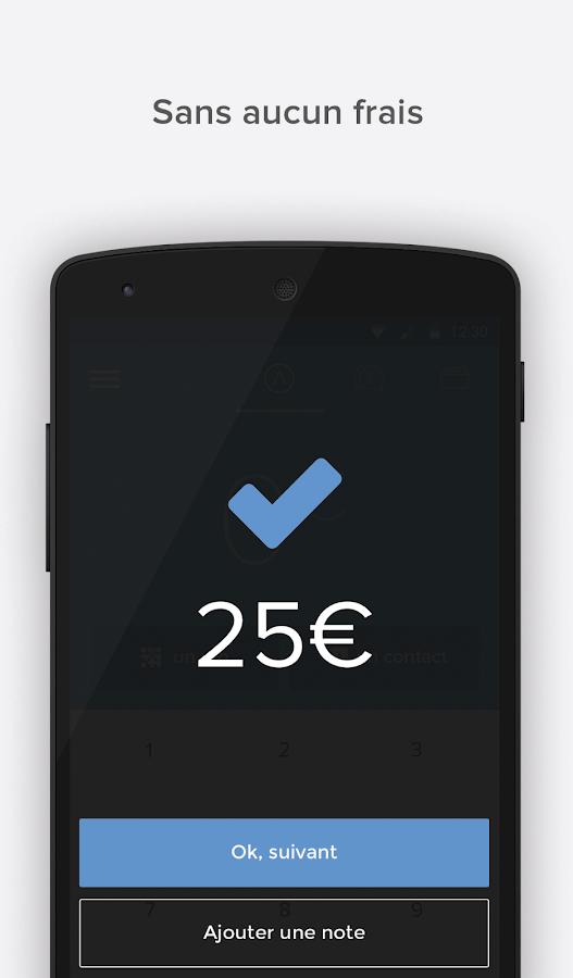 Lydia - Paiement Mobile France– Capture d'écran