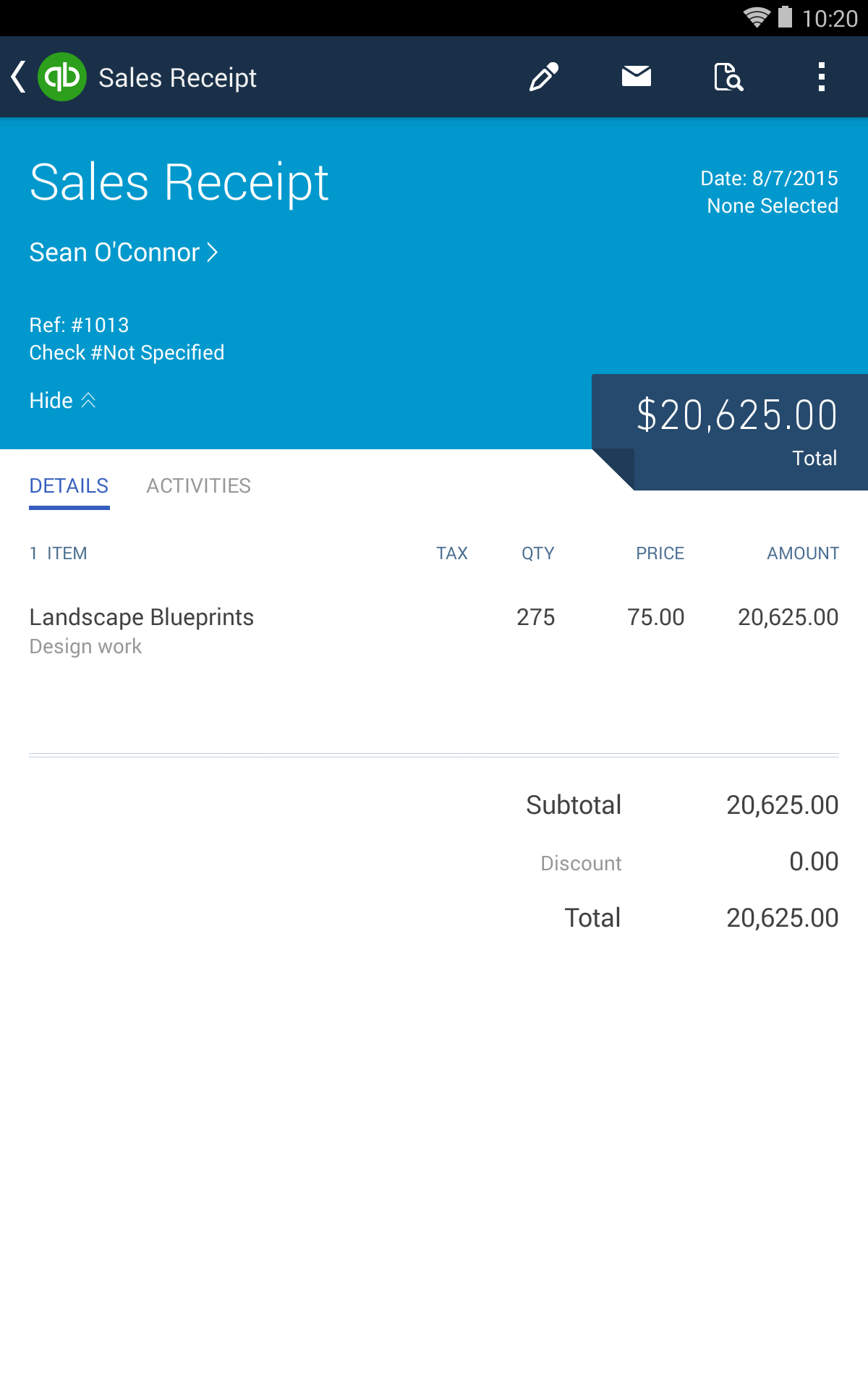 QuickBooks Accounting+Invoice screenshot #21