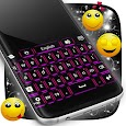 Keyboard Glow Dark Free icon