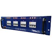 3U 4x 32A 3ph Module front