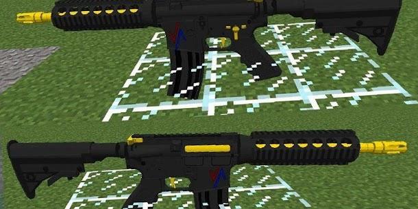 New Guns Mod