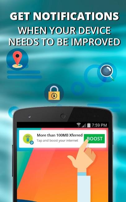 #6. DFNDR: Antivirus & Cleaner (Android)
