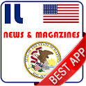 Illinois Newspapers : Official icon