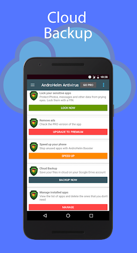 AntiVirus Android 2018 for PC