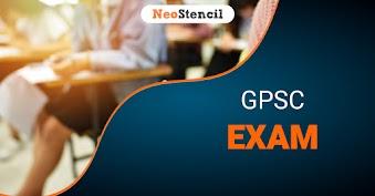 GPSC 2020 - Gujarat Public Service Commission Exam