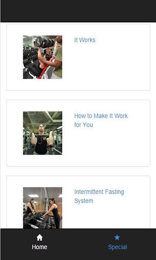intermittent fast bodybuilding