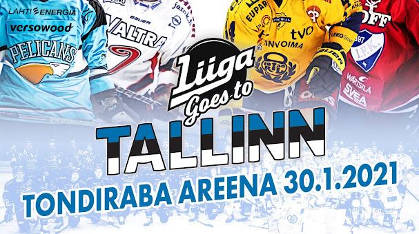 Tammikuun 30. päivälle suunniteltu kiekkokarnevaali Tallinnassa on peruttu tämän kauden osalta.