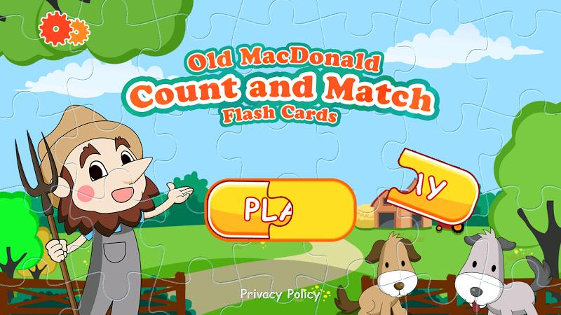 Скриншот Old Mac Count and Match