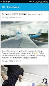 KLM Curaçao Marathon screenshot 3