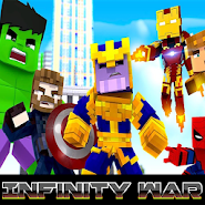 Skins AVENGERS INFINITY WAR for Minecraft 1 2 3 latest apk
