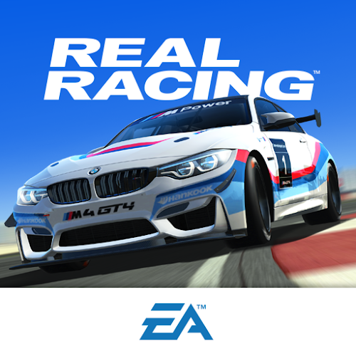 Real Racing  3 [Mega Mod] Data 8.1.0mod