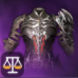 ブレランの宿命の鎧