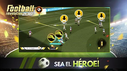 Football Revolution 2018 APK 2