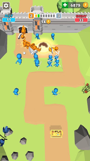 Tiny Battle screenshot 2