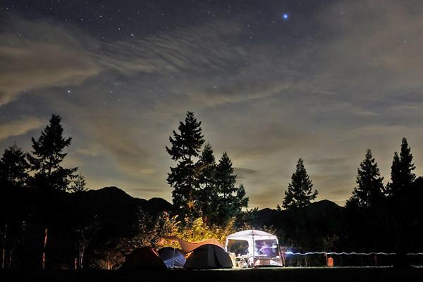 特富野露營