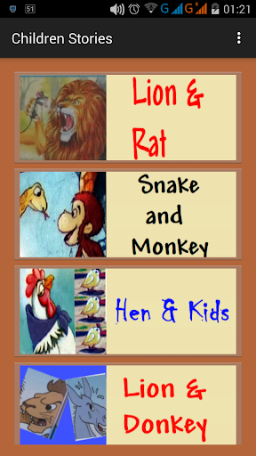 Image Stories for KIDS