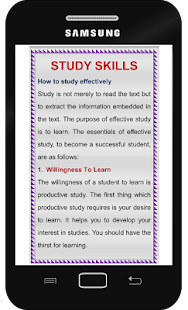 Topper Study Skills, Study Tips and Tricks - náhled