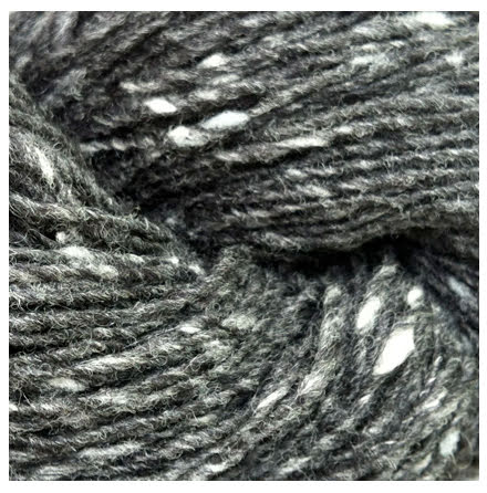 Isager Tweed, Charcoal