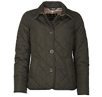 Barbour Forth Quilt
